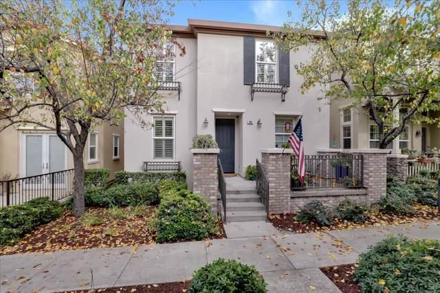 205 Meadow Pine Pl, San Jose, CA 95125 (#ML81824646) :: Schneider Estates