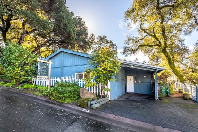 552 Bean Creek Rd 34, Scotts Valley, CA 95066 (#ML81824693) :: RE/MAX Gold