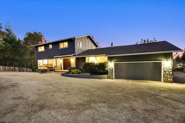 155 Pineridge Rd, Santa Cruz, CA 95060 (#ML81824698) :: The Gilmartin Group