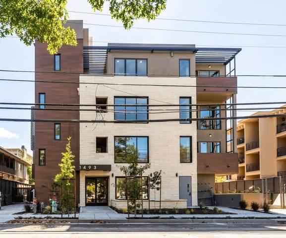 1493 Oak Grove Ave 201, Burlingame, CA 94010 (#ML81824823) :: The Sean Cooper Real Estate Group