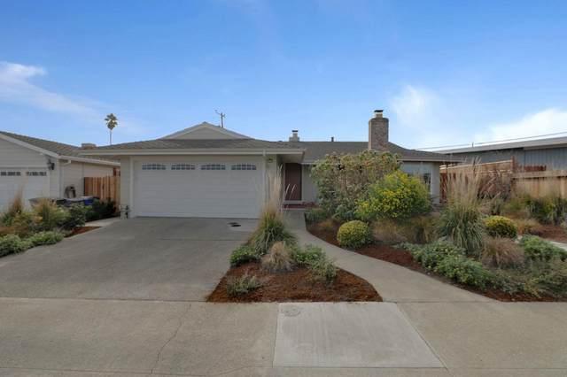 1175 Ridgewood Dr, Millbrae, CA 94030 (#ML81824877) :: RE/MAX Gold