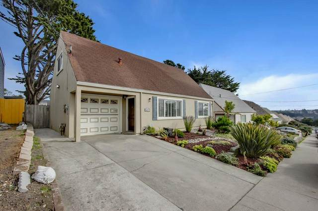 527 Heathcliff Dr, Pacifica, CA 94044 (#ML81824893) :: RE/MAX Gold