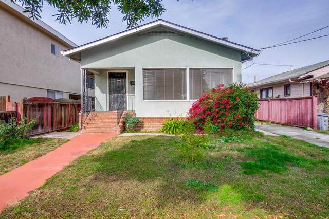 128 Euclid Ave, San Leandro, CA 94577 (#ML81824973) :: The Sean Cooper Real Estate Group