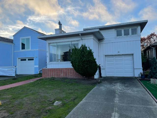 65 Cliffside Dr, Daly City, CA 94015 (#ML81824975) :: The Sean Cooper Real Estate Group