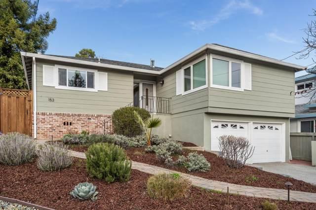 153 Fairbanks Ave, San Carlos, CA 94070 (#ML81825026) :: Real Estate Experts
