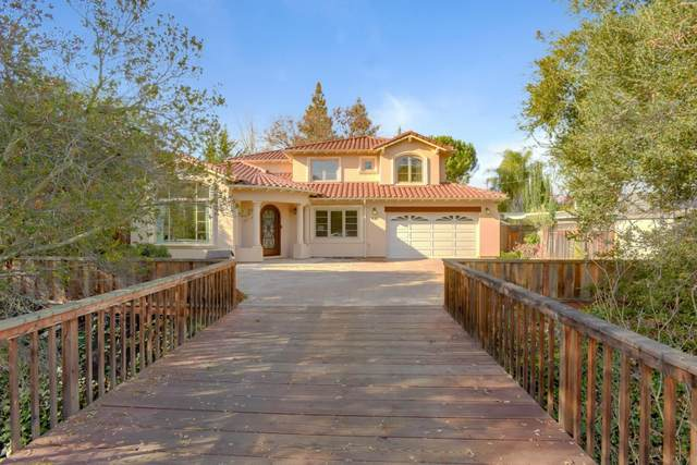 930 Los Robles Ave, Palo Alto, CA 94306 (#ML81825117) :: Robert Balina | Synergize Realty