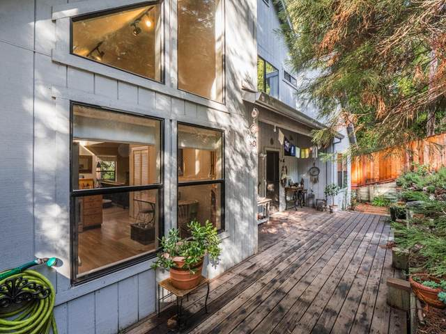 245 Sylvan Way, Boulder Creek, CA 95006 (#ML81825123) :: Real Estate Experts
