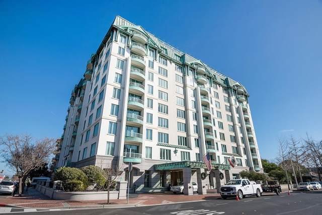 601 Laurel Ave 804, San Mateo, CA 94401 (#ML81825151) :: Schneider Estates