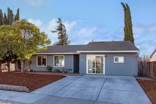 3027 Sunburst Dr, San Jose, CA 95111 (#ML81825195) :: Intero Real Estate