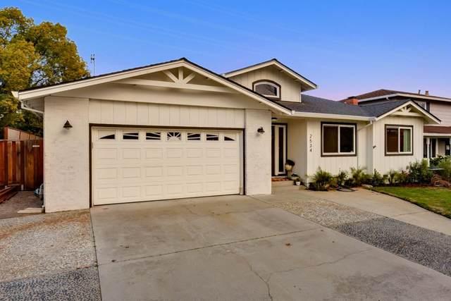2534 Custer Dr, San Jose, CA 95124 (#ML81825248) :: Schneider Estates