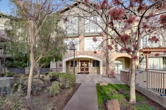 2881 Meridian Ave 235, San Jose, CA 95124 (#ML81825263) :: Schneider Estates