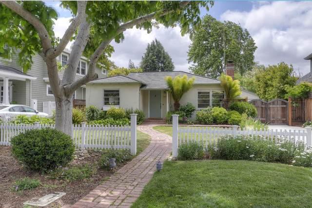 263 Princeton Rd, Menlo Park, CA 94025 (#ML81825271) :: The Sean Cooper Real Estate Group