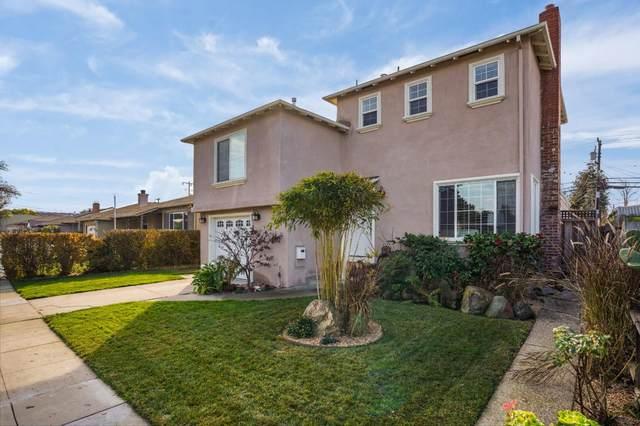 1502 S Delaware St, San Mateo, CA 94402 (#ML81825289) :: Intero Real Estate