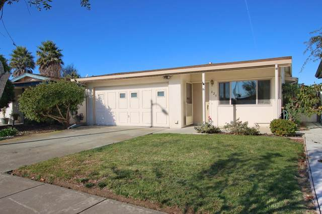 625 Atri Ct, Watsonville, CA 95076 (#ML81825290) :: Real Estate Experts