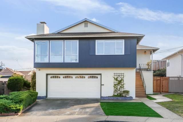 417 Mariposa Dr, South San Francisco, CA 94080 (#ML81825292) :: The Sean Cooper Real Estate Group