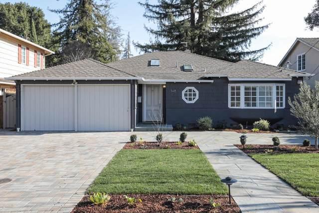 348 Concord Dr, Menlo Park, CA 94025 (#ML81825300) :: Intero Real Estate