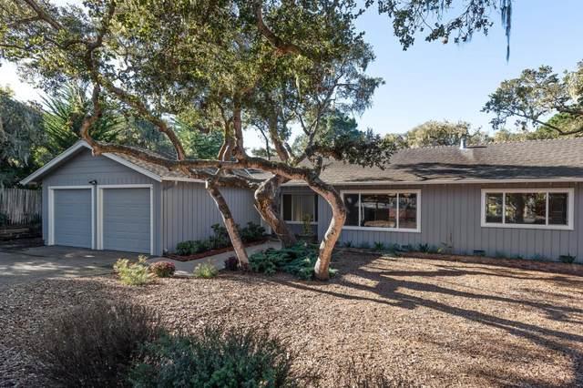 1062 Ortega Rd, Pebble Beach, CA 93953 (#ML81825308) :: Real Estate Experts