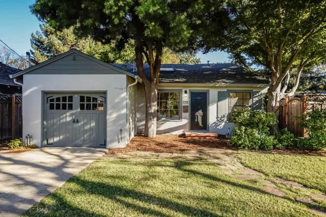 128 Blackburn Ave, Menlo Park, CA 94025 (#ML81825349) :: Intero Real Estate