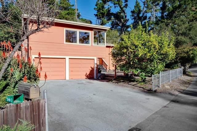 10 Cielo Vista Ter, Monterey, CA 93940 (#ML81825379) :: Real Estate Experts