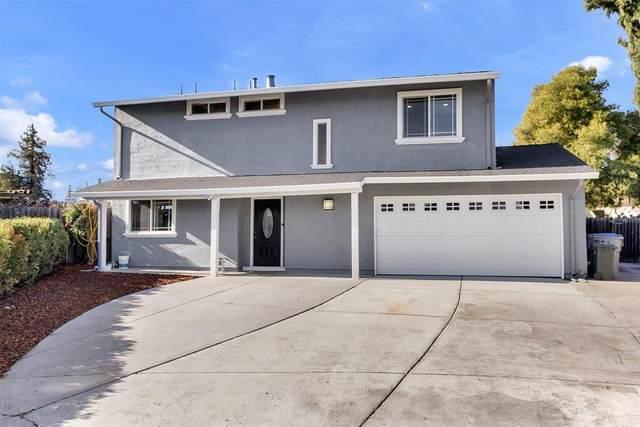2631 Sierra Vista Ct, San Jose, CA 95116 (#ML81825387) :: Schneider Estates