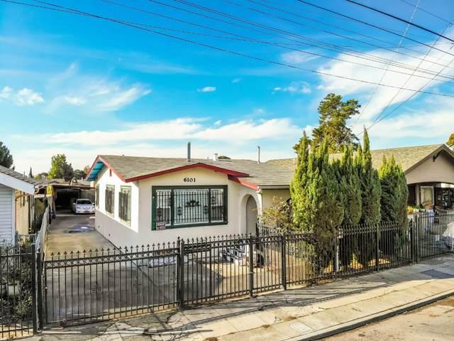 6101 Avenal Ave, Oakland, CA 94605 (#ML81825400) :: Schneider Estates
