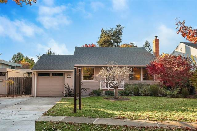 1025 Oakland Ave, Menlo Park, CA 94025 (#ML81825413) :: The Sean Cooper Real Estate Group
