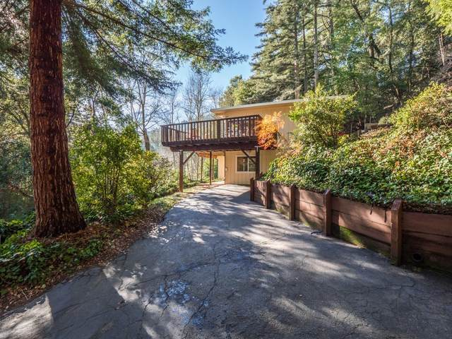 13546 W Park Ave, Boulder Creek, CA 95006 (#ML81825420) :: Strock Real Estate