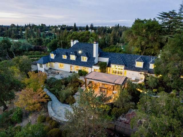 690 Loyola Dr, Los Altos Hills, CA 94024 (#ML81825422) :: Intero Real Estate
