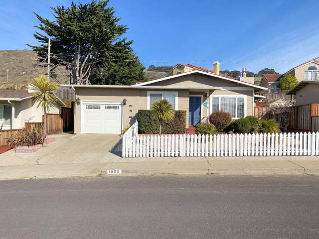 1088 Crestwood Dr, South San Francisco, CA 94080 (#ML81825427) :: Schneider Estates