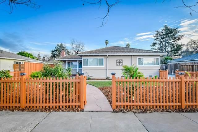 908 Curtner Ave, San Jose, CA 95125 (#ML81825493) :: Schneider Estates