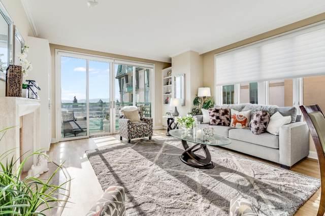 601 Laurel Ave 808, San Mateo, CA 94401 (#ML81825514) :: Real Estate Experts