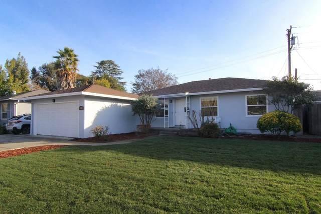 2244 Newhall St, San Jose, CA 95128 (#ML81825527) :: Schneider Estates