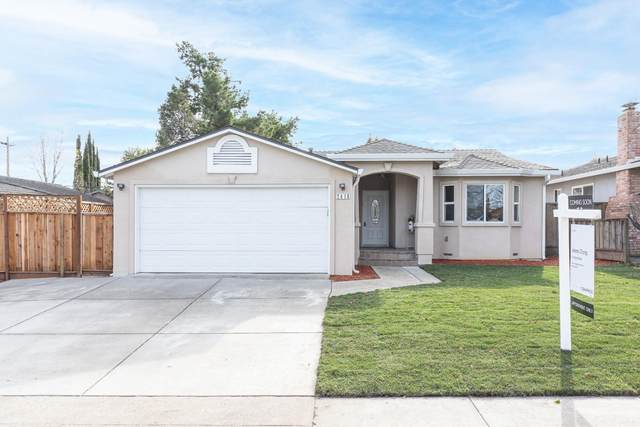 7418 Stanford Pl, Cupertino, CA 95014 (#ML81825537) :: The Sean Cooper Real Estate Group