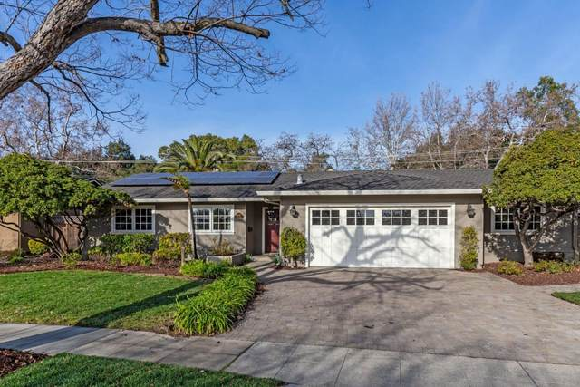 1647 English Dr, San Jose, CA 95129 (#ML81825540) :: Real Estate Experts