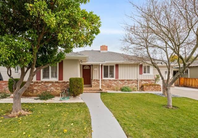 2068 Harmil Way, San Jose, CA 95125 (#ML81825554) :: Schneider Estates