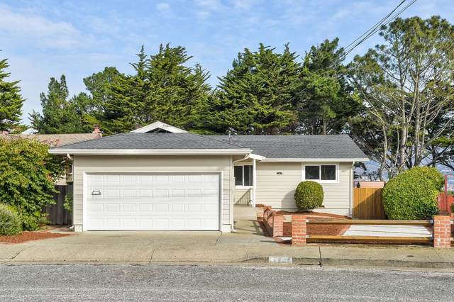 120 Escanyo Dr, South San Francisco, CA 94080 (#ML81825593) :: The Sean Cooper Real Estate Group
