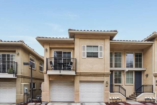 687 Alexandra Ct, San Jose, CA 95125 (#ML81825595) :: Schneider Estates