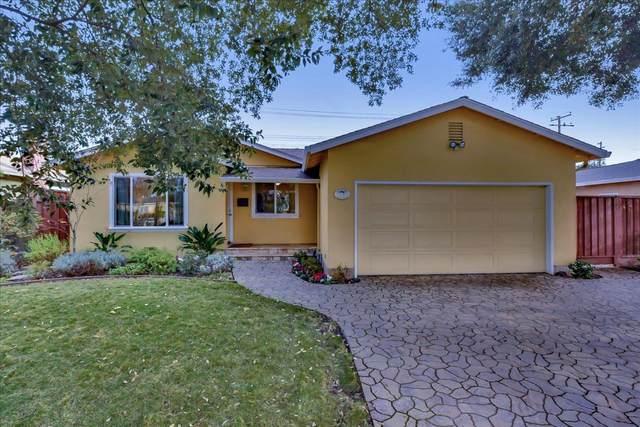 2085 Morrison Ave, Santa Clara, CA 95051 (#ML81825612) :: Schneider Estates