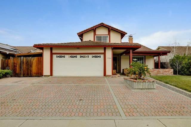 17260 Grand Prix Way, Morgan Hill, CA 95037 (#ML81825614) :: The Sean Cooper Real Estate Group