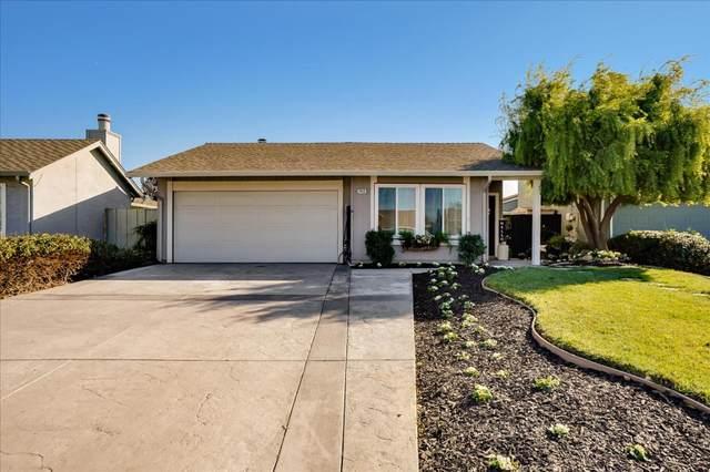 3812 Dunbar Pl, Fremont, CA 94536 (#ML81825624) :: Schneider Estates