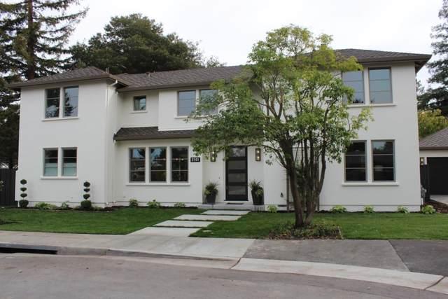 2101 Valparaiso Ave, Menlo Park, CA 94025 (#ML81825627) :: The Sean Cooper Real Estate Group