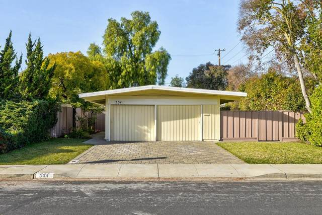 534 Victory Ave, Mountain View, CA 94043 (#ML81825642) :: The Sean Cooper Real Estate Group