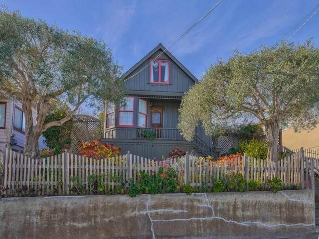261 Hawthorne St, Monterey, CA 93940 (#ML81825650) :: Intero Real Estate