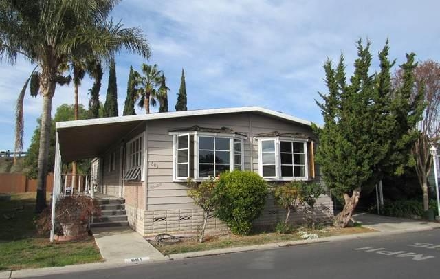 601 Millpond Dr 601, San Jose, CA 95125 (#ML81825663) :: Schneider Estates