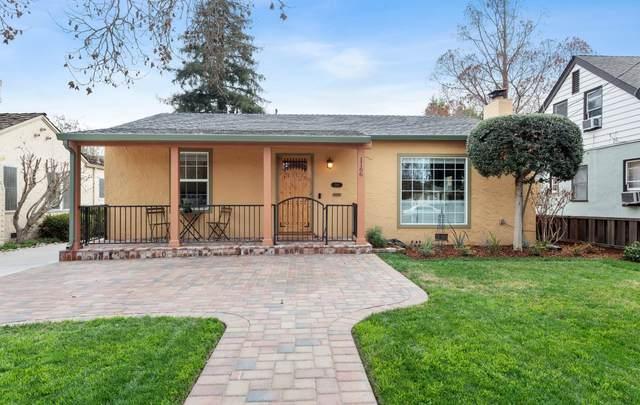 1166 Pine Ave, San Jose, CA 95125 (#ML81825739) :: Schneider Estates