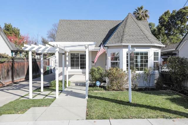 1086 Delno Ave, San Jose, CA 95126 (#ML81825740) :: Schneider Estates