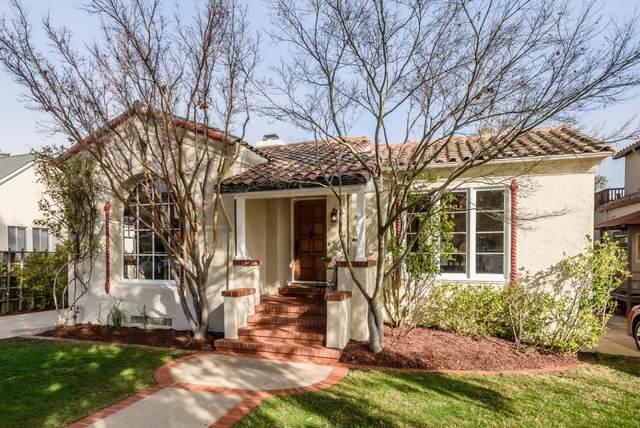 1326 Desoto Ave, Burlingame, CA 94010 (MLS #ML81825767) :: Compass
