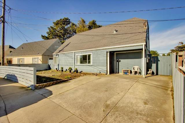 366 Mina Ln, Pacifica, CA 94044 (#ML81825779) :: RE/MAX Gold