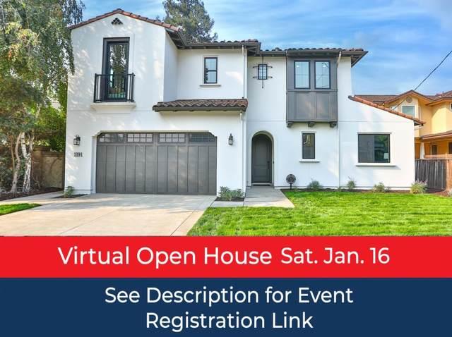 1191 Curtiss Ave, San Jose, CA 95125 (#ML81825804) :: Schneider Estates