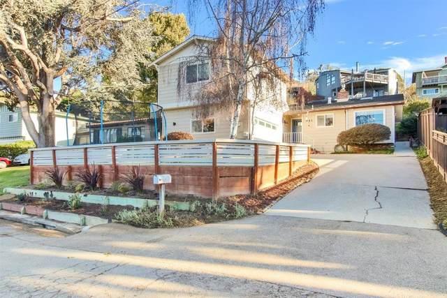 461 Monterey Dr, Aptos, CA 95003 (#ML81825820) :: Strock Real Estate